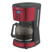 Cafeteira Elétrica Cmp Black+decker Programável 30 Xíc. 900w