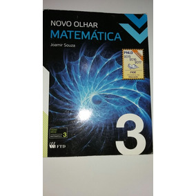 Novo Olhar Matemática Volume 3 Joamir Souza - Ld