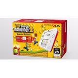 Nintendo 2ds Con New Super Mario Bros 2 Nuevo