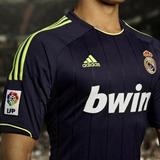 Camiseta Del Real Madrid Suplente 2013 - Oficial