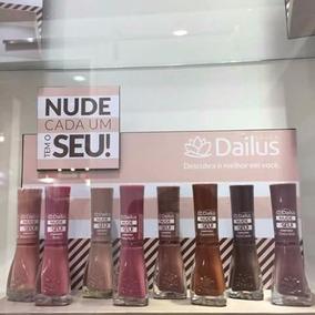 Esmaltes Nude Cada Um Tem O Seu Kit Com 8 Un Verificar Cores