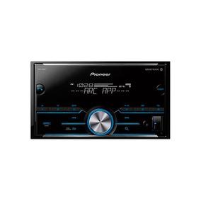 Reproductor Pioneer Doble Din Con Bluetooth Mvhs400bt Tienda