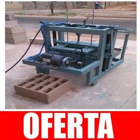 Kit Construye Maquina Para Hacer Bloques De Concreto 10 Y 12