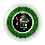 Rollo Cuerda Tenis Polyfibre Tour Player Green Touch