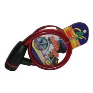 Cable Candado Guaya Seguridad Bicicleta