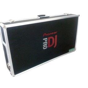 Hard Case P/ 02 Cdj Kam Kcd450usb + 01 Mixer Gemini - Ps