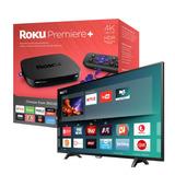 Kit Streaming Inalambrico Plus + Philips Smart Tv 43 Roku