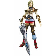 Boneco Ashe - Final Fantasy Xii - Play Arts