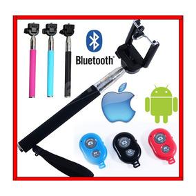 Palo Selfi Monopod Bluetooth Baston Selfies Camaras Celular