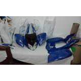 Kit Plásticos Cuatrciclo Fd 200 Mondial