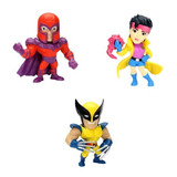Brinquedos Menino Menina Bonecos X-men Marvel Dtc 4135