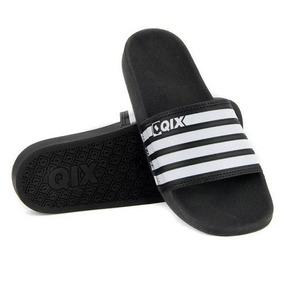 894dc9173 Chinelo Slide 1 Kilo Masculino Qix - Calçados, Roupas e Bolsas ...