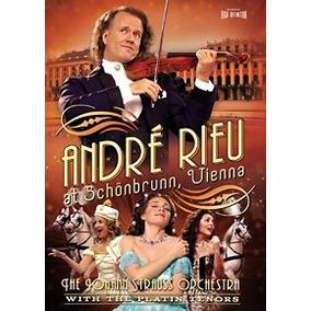 Rieu Andre - At Schonbrunn, Vienna (dvd) P