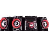 Equipo De Musica Ranser Usb Bluetooth Mp3 Karaoke Ra-500dv