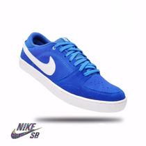 Tenis,sapatenis Nike Sb Masc,couro Original