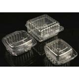 Envases Plasticos Transparentes Alimentos Desechable