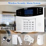 Sistema Detector Alarma Y Seguridad De Casa Y Control Remoto