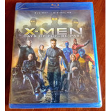 Blu Ray + Hd Original Nuevo X-men: Days Of Future Past