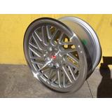 Rines 15 Deportiv Aluminio 4/100 4/114 Saxo Aveo Yaris Tiida