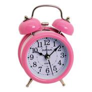 Reloj Despertador Dufour Vintage Campanas Joyeria Esponda