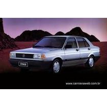 Capa Banco Couro Ecológico Volkswagen Voyage Quadrado 86