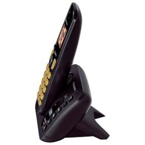Telefone Sem Fio Panasonic C/secretária Tgc220 Preto Vivavoz