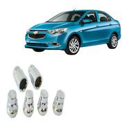 Tuercas De Seguridad Chevrolet Aveo 2008/2021 ( Premium )