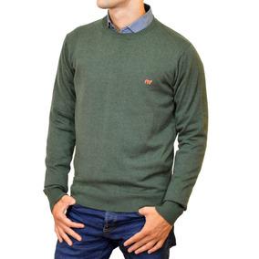 Sweater Pullover Cuello Redondo 14769 Hombre Mistral Inv18