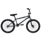 Bicicleta Oxford Aro 20 Rockstone Bmx Negro/verde