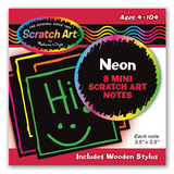 Scratch Art - Notas De Neón Melissa And Doug