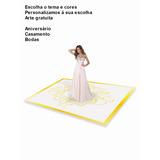 Pista Dança Personalizada 3,00x3,00m Lona Sansuy Ledmaisled