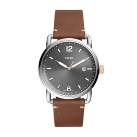 58dc39f195a Fossil Mens The Commuter 3h Date - Fs5417