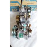 Compresor Aire Acondicionado 507 Polea En V Original Sanden