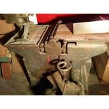 Maquina Carpinteria Combinada Woma