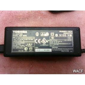 Cargador Original Toshiba De 15v 4a Para Laptop