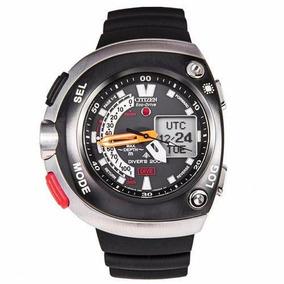 e376b8ca6e1 Citizen Aqualand Meia Lua Jv0020 21f - Relógios De Pulso no Mercado ...