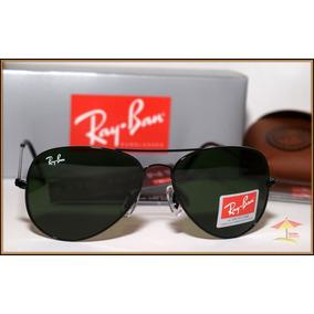 cafcb31509b6a Ray Ban 3026 Dourado Lente Preta De Sol - Óculos De Sol Sem lente ...