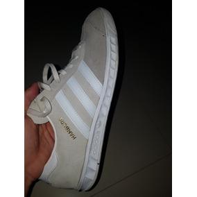 Zapatillas adidas Hamburg Blancas Y Beige