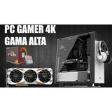 Pc Gamer Para 4k Ryzen 5 Gtx 1080 Ti 16gb Ram Modificable