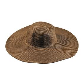 Sombrero Sol Dama Flexible Ala Ancha Playa Promoción Hoy