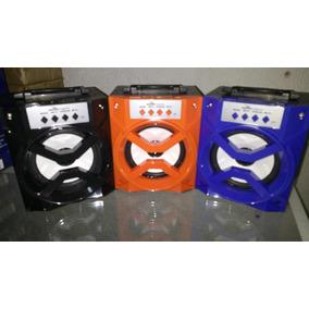 Kit 10 Mini Caixa De Som Bluetooth D-bh1019