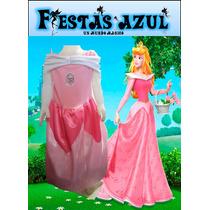Disfraz Princesa Aurora Vestido Rosa