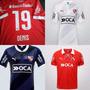 Camisetas De Independiente Originales Con Numero Y Nombre