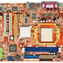 Placa Mãe Foxconn Winfast N15235 - Am2 - Ddr2