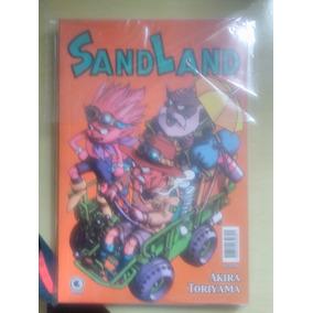 Sandland - Akira Toriyama