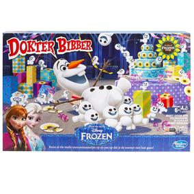 Jogo Operando Frozen Disney - Hasbro