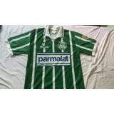 66a869a98114c Camisa Parmalat Palmeiras Original - Camisas de Times de Futebol no ...