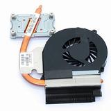 Febniscte Ventilador De Cpu Portátil Para Hp Compaq Cq43 (p