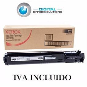 Toner Xerox Wc 7132 / 7232 / 7242 Negro 006r01319 Original