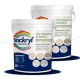 Revestimiento Plástico Texturado Rockryl® Tipo Revear 20 Lt